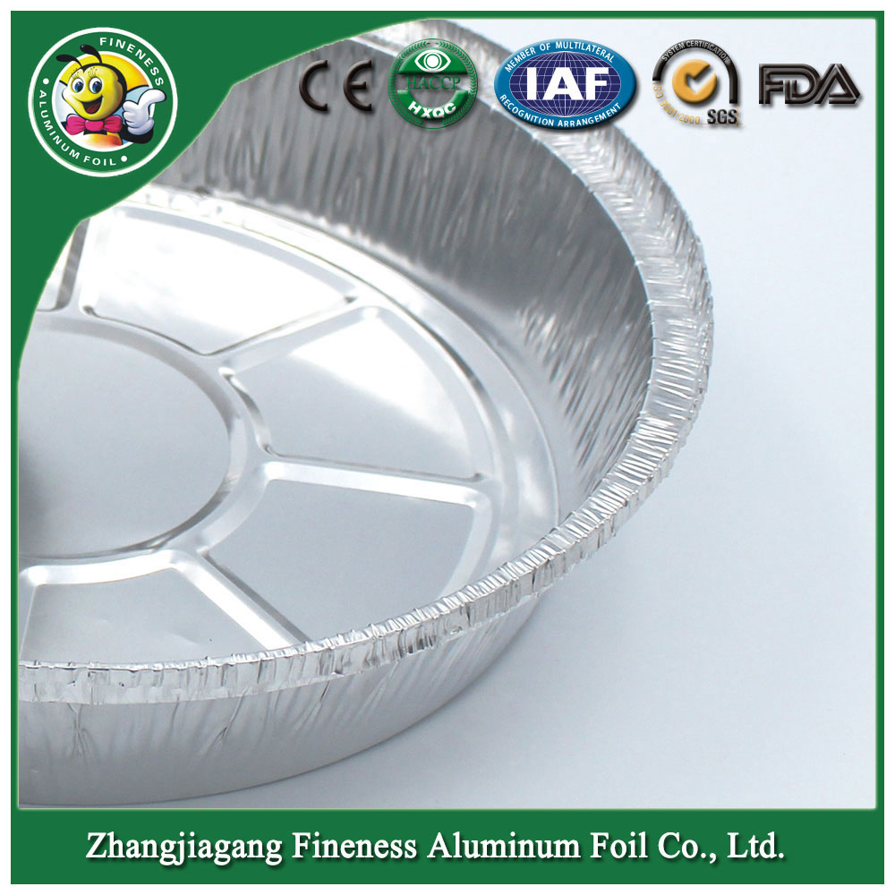 Eco-Friendly Household Aluminum Foil Container (Z4212)