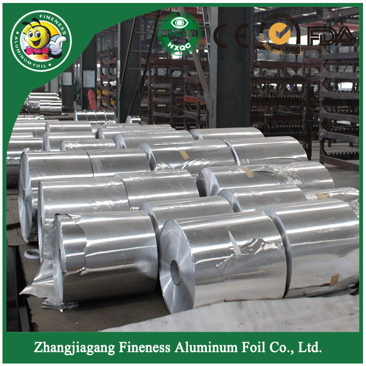 Quality Best Selling Freezing Aluminium Foil Jumbo Roll