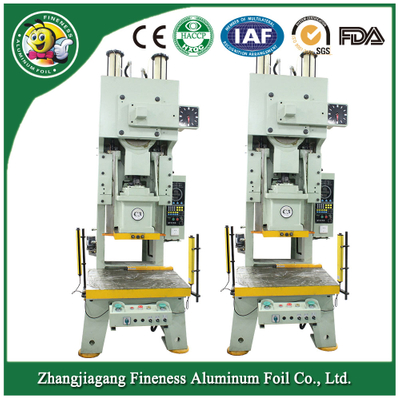 Special Antique Production Line for Foil Container