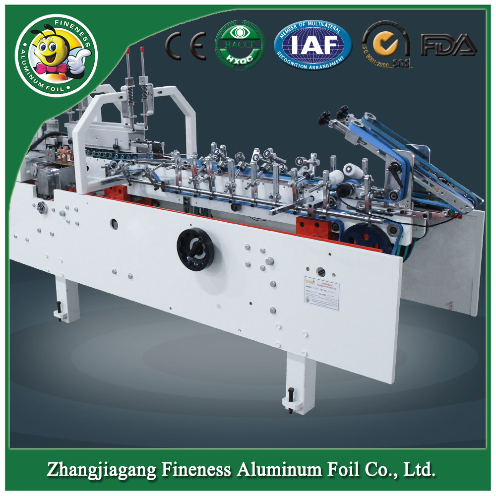 Excellent Quality Top Sell Automaitc Folder and Gluer