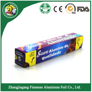 Kitchen Usage Aluminum Foil (FA294) for Keep Food Fresh