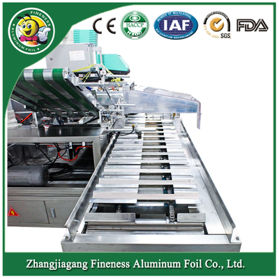 Aluminum Foil Cartoning Box Machine