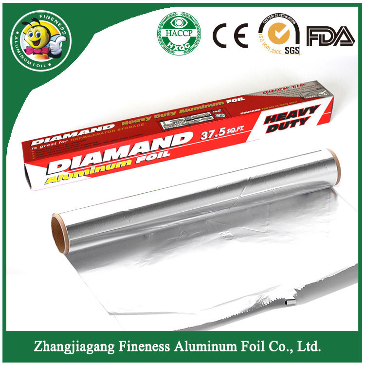 Aluminum Foil-288 for Household Usage