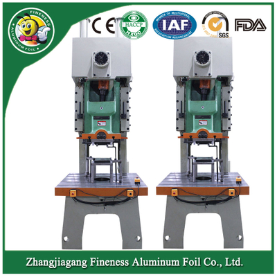Design Best Sell Aluminum Closable Container Machine