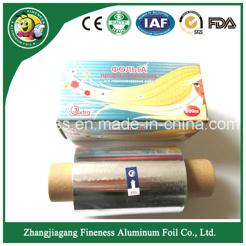 Fashion Packing Hairdressing Foil (Aluminium Foil)