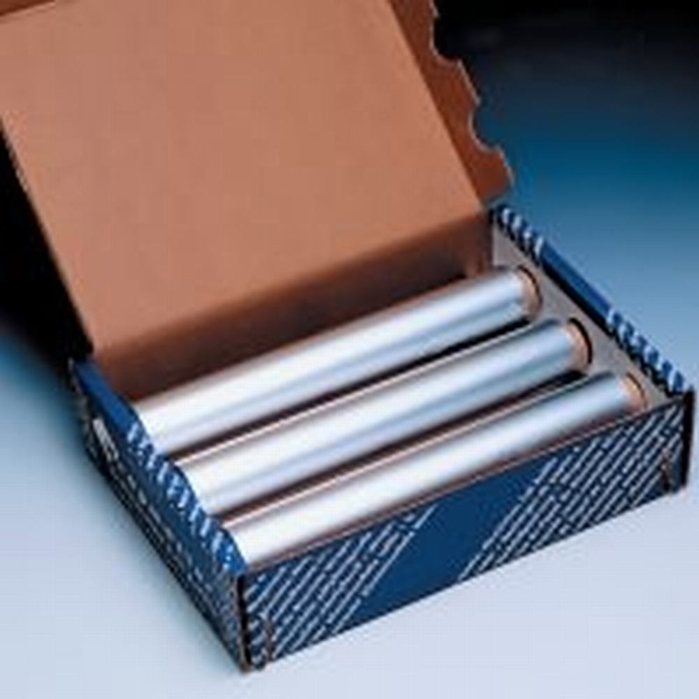 Catering Foil for Household Usage Aluminum Foil Roll with Color Box