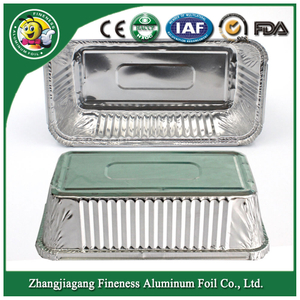 Top Grade Updated Aluminum Foil for Food Container