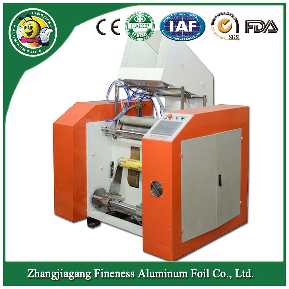 Hot Sell Latest Kitchen Foil Rewinding Machine