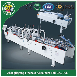 Economic Promotional China Corrugated Folder Gluer