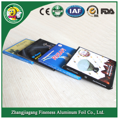 Fashion Packing Aluminum Foil for Hookah