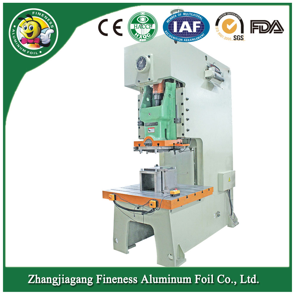 Top Quality Cheapest Take Away Foil Food Box Making Machine