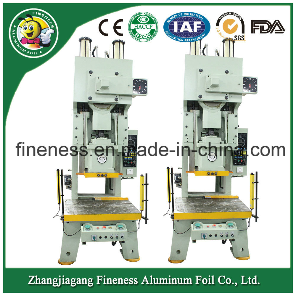 Aluminum Foil Container Making Machine for Food Taking