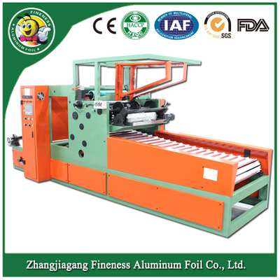 Aluminum Foil Rewinding and Cutting Machine (HAFA-850III)