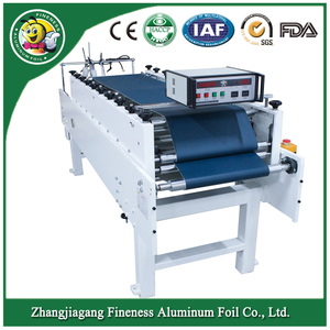 Aluminum Foil Carton Folder Gluer Machine