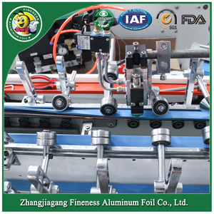 Modern Classical Full Automatic Box Gluer and Folder