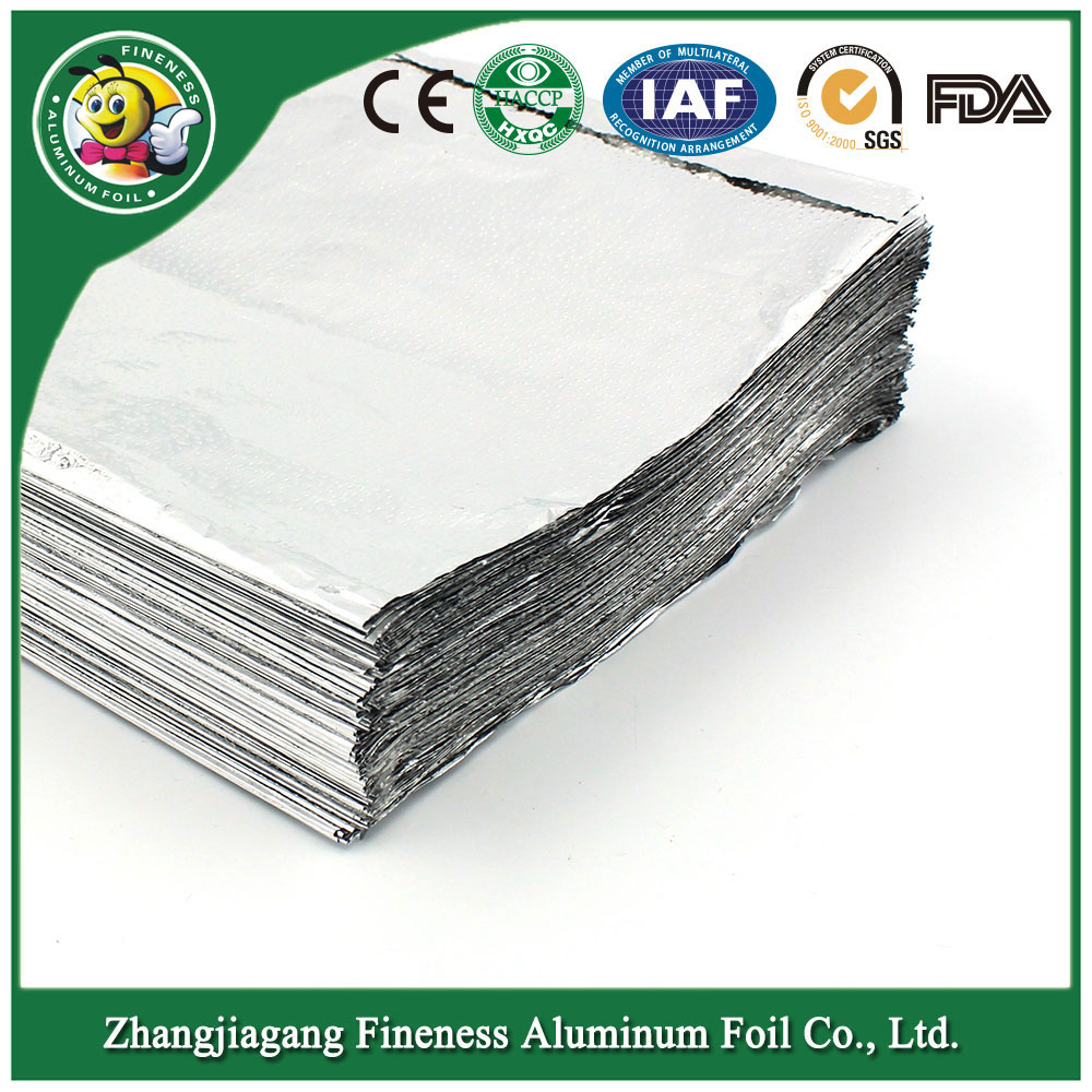 Sheets Foil for Household Embossed Tissue Paper