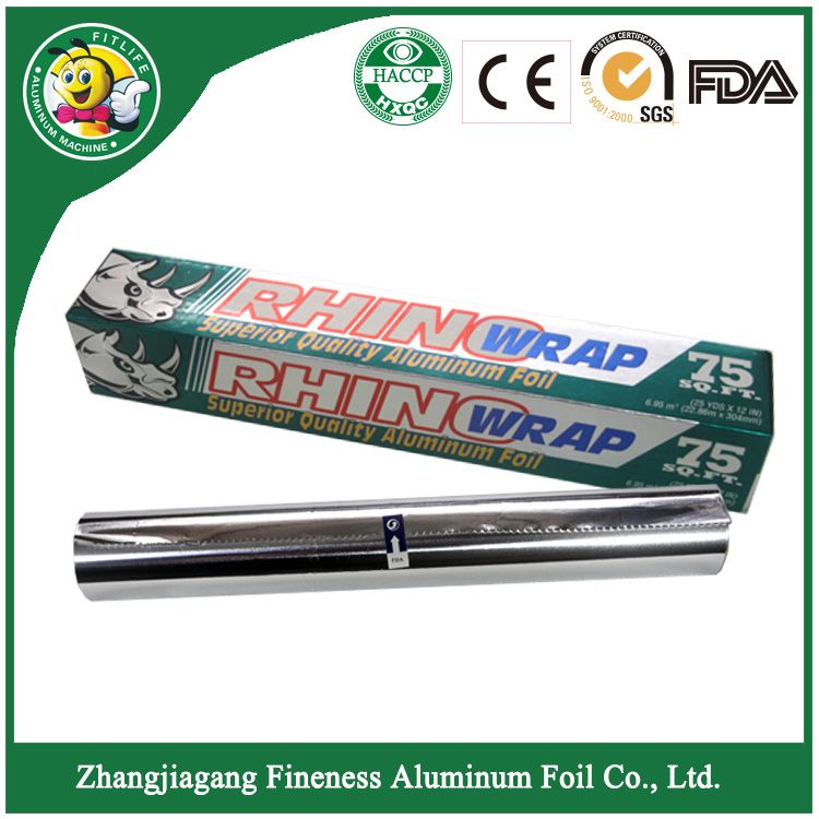 20mic Aluminum Foil Paper for Food Package and Cake
