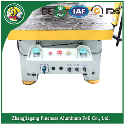 Good New Coming Aluminum Foil Hotel Container Equipment