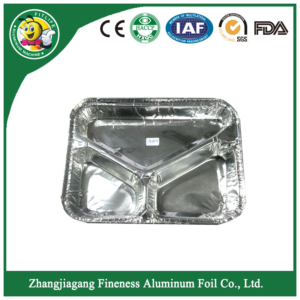 High Quality of Aluminium Foil Container-1