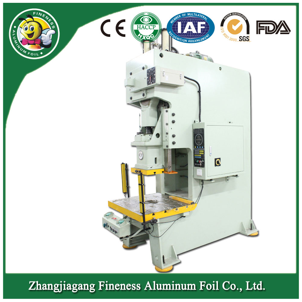 Aluminum Foil Container Production Machine Af45t