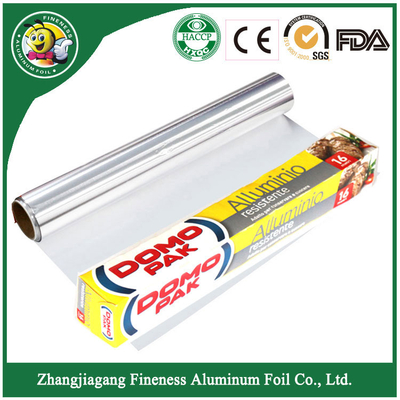 Good Quality Household Aluminium Foil Rolls for Food Wrapping