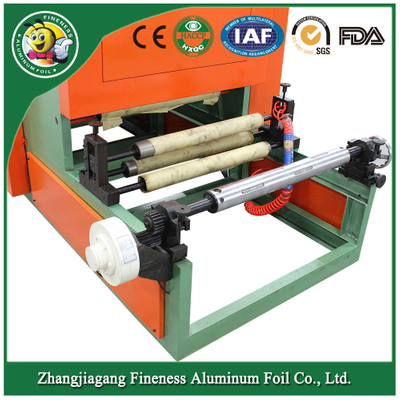 Bottom Price New Arrival Full Automatic Aluminum Foil Rewinder