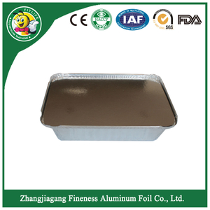 Aluminum Foil Container for Food