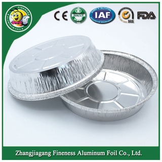Disposable Round Aluminium Foil Tray